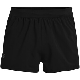 Under Armour Launch SW Split Shorts Men, black-black